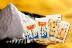 天然塩の粟国の塩・ぬちまーすの商品写真