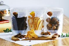 オーガニックドライフルーツの商品写真