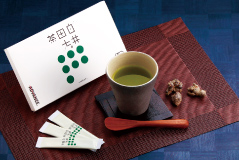 有機栽培の「白井田七茶」の商品写真