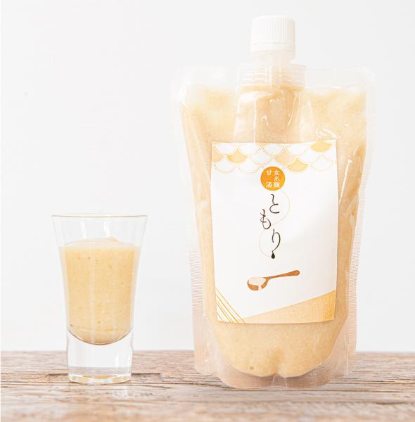 玄米麹甘酒【ともり】 | さくらの森 公式通販