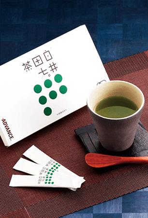 白井田七。茶の画像