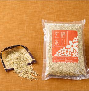 炊くのも簡単。栄養たっぷりの美味しい無農薬米【極玄米】 | さくらの森 公式通販