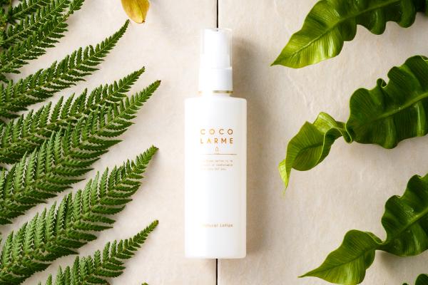 美容成分たっぷりで肌を保湿【ココラルムナチュラルローション】 | さくらの森 公式通販