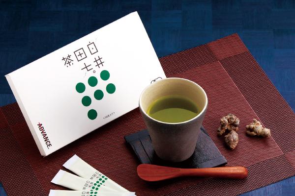 田七人参と向島園の茶葉を使用した【白井田七。茶】 | さくらの森 公式通販