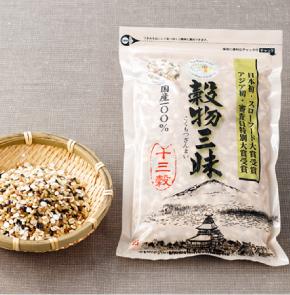 混ぜて炊くだけで健康的な食生活が送れる雑穀米【穀物三昧】 | さくらの森 公式通販